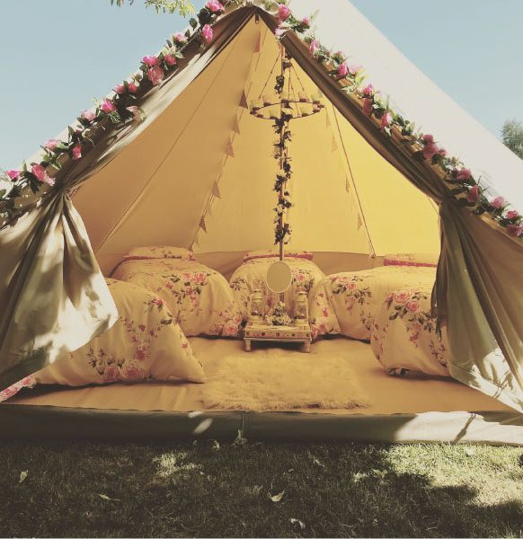 Enchanted-Bell-Tents-hen-glamp-out