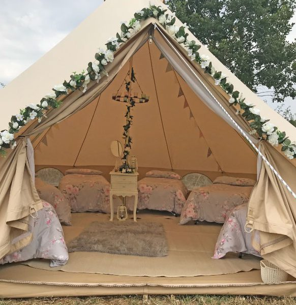 Enchanted-Bell-Tents-hen-glamp-out2