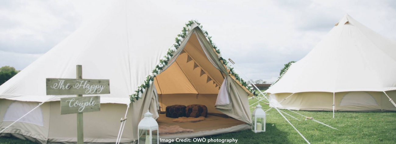 bell tent hire nottingham